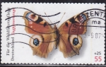 Stamps : Europe : Germany :  Mariposa
