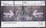 Stamps : Europe : Germany :  Muro
