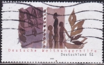 Stamps : Europe : Germany :  Pintura