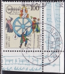 Stamps : Europe : Germany :  Circo