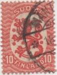 Sellos de Europa - Finlandia -  Y & T Nº 68a