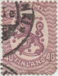 Stamps Finland -  Y & T Nº 74