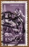 Sellos de Europa - España -  NAVIDAD - La Sagrada Familia de Gines
