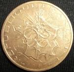 monedas de Europa - Francia -  1987 (Anverso)
