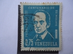 Stamps Venezuela -  Pedro Gual 1862-1962 - Centenario de su Muerte.