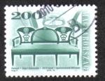 Sellos de Europa - Hungría -  Muebles antiguos