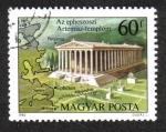 Sellos de Europa - Hungría -  Siete Maravillas del Mundo Antiguo
