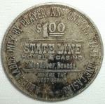 monedas de America - Estados Unidos -  1979 (Reverso) Token
