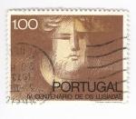 Sellos del Mundo : Europa : Portugal : IV Centenario de Os Lusiadas
