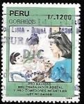 Sellos del Mundo : America : Perú : Perú-cambio