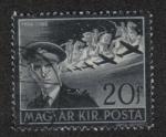 Sellos de Europa - Hungría -  István Horthy, hijo de Miklós Horthy