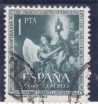 Stamps : Europe : Spain :  Congreso eucarístico (21)