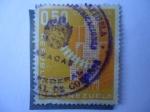 Sellos de America - Venezuela -  Censo Nacional 1960.