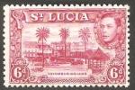 Sellos del Mundo : America : Santa_Lucia : 117 - Puerto Castries