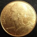 monedas de Europa - Francia -  1988 (Anverso)