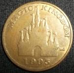 monedas de America - Estados Unidos -  1995 (Anverso) Token