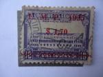 Sellos de America - Ecuador -  Palacio de Gobierno-Quito