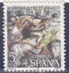 Sellos de Europa - España -  Rubens 1577-1644  (21)