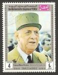 Stamps : Asia : Yemen :  Charles de Gaulle