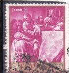 Sellos del Mundo : Europa : España : circuncisión (Alonso cano) (21)