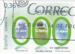 Stamps Spain -  valores cívicos-NO TE JUEGUES LA VIDA  (21)