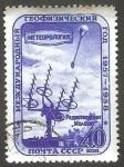 Sellos de Europa - Rusia -  2071 - Estación metereologica