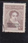 Stamps Argentina -  .