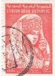 Sellos de Asia - Siria -  traje
