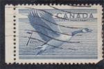 Sellos de America - Canadá -  ave volando