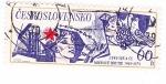 Stamps Czechoslovakia -  .