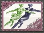 Sellos de Europa - Rusia -  JUEGOS  OLÌMPICOS  DE  INVIERNO.  PATINAJE  ARTÌSTICO