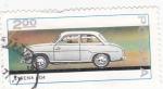 Stamps Poland -  coche- Syrena 104