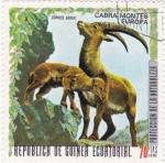 Sellos de Africa - Guinea Ecuatorial -  protección de la naturaleza