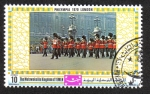 Sellos de Asia - Yemen -  Philympia 1970, Londres
