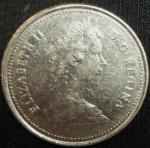 monedas de America - Canadá -  1986 (Anverso)