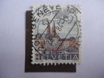 Sellos de Europa - Suiza -  Helvetia.