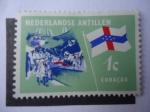 Stamps Curaçao -  Curaçao