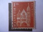 Sellos de Europa - Suiza -  Biel Bienne.