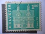Stamps Switzerland -  Schwyz.