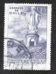 Stamps Chile -  Congreso de la Unión Postal española de América