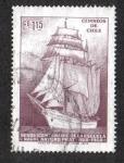 Sellos de America - Chile -  150 años de la Academia Naval