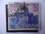 Sellos de Europa - España -  Ed: 1814 - Castillo de Coca.