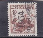 Stamps Ecuador -  Pro-turismo
