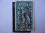 Sellos de Europa - Eslovenia -  Ed: 2161 - Monasterio Santo Domingo de Silos.