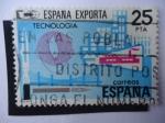 Sellos de Europa - España -  Ed: 2567 - España Exporta Tecnología.