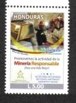 Sellos de America - Honduras -  Mi Ambiente