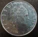 monedas de Europa - Italia -  1985 (Anverso)