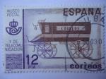 Stamps Spain -  Ed: 2638 - Museo Postal y de Telecomunicación.