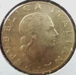 monedas de Europa - Italia -  1992 (Anverso)