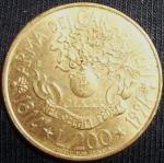 monedas de Europa - Italia -  1994 (Reverso)